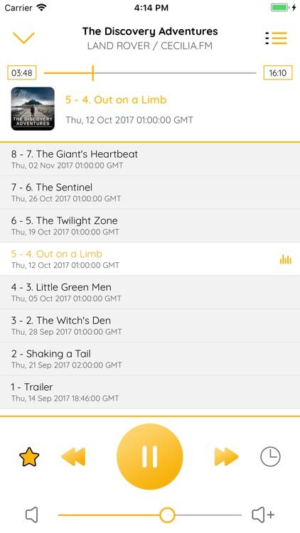 UK Radio - FM Radios & Podcast screenshot-3
