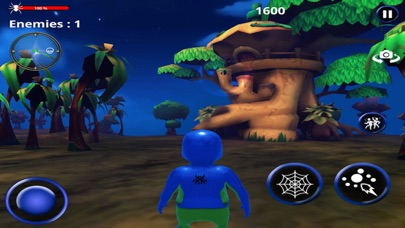 Buddy Spidy vs Robot Screenshot 3