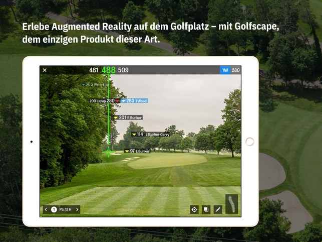 Golf Entfernungsmesser Apple Watch : Golfshot plus: golf gps im app store