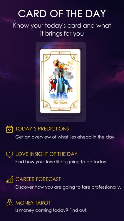 Tarot Card Reading & Astrology screenshot-9