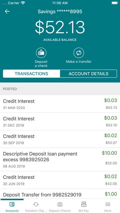 Bethpage Mobile Banking screenshot-4