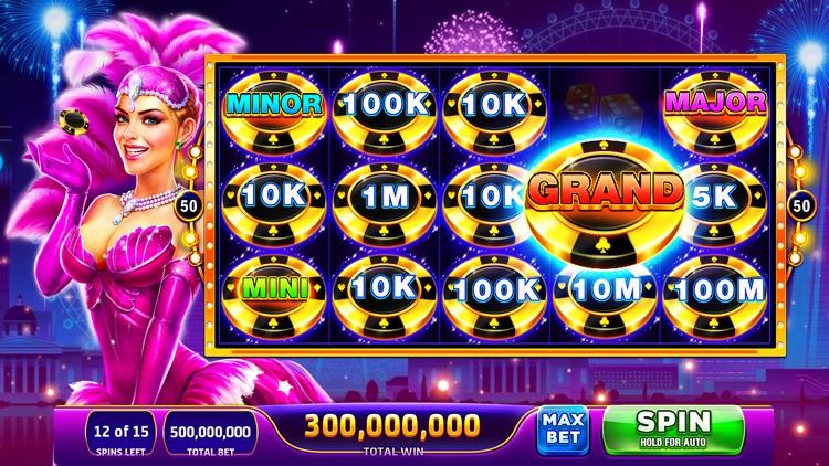 Slotsmash -Jackpot Casino Slot screenshot-3