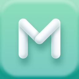 Ícone do app Moodnotes - Diário de humor