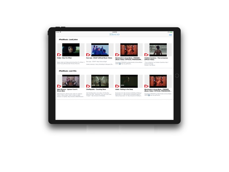 Lucid Video Player