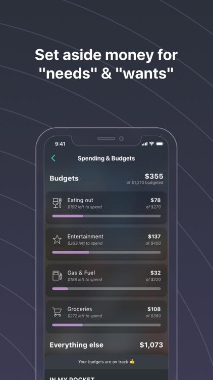 PocketGuard: Bills & Budgeting screenshot-4