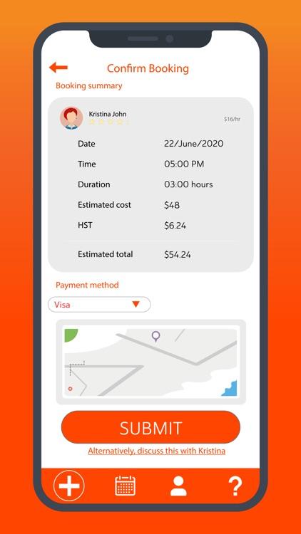 Ezi - Home Services screenshot-4
