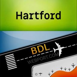 Hartford Airport Info + Radar
