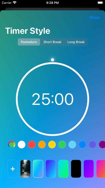 Pomodoro - Focus Timer screenshot-4