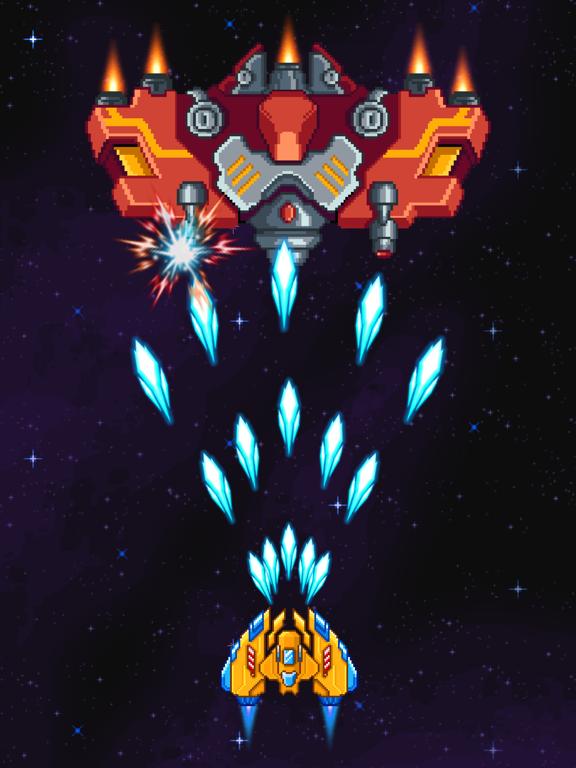 Alien War Spaceship Shooter screenshot 11