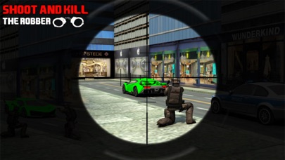 Bank Robbery 3D Police Escape-1