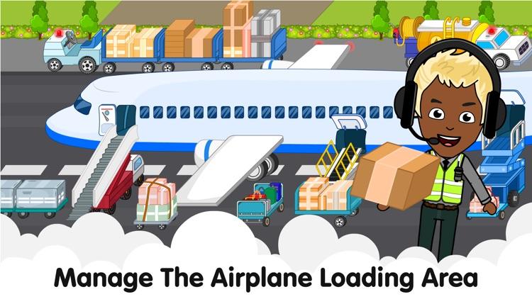 Tizi Town – My Airplane Games screenshot-3