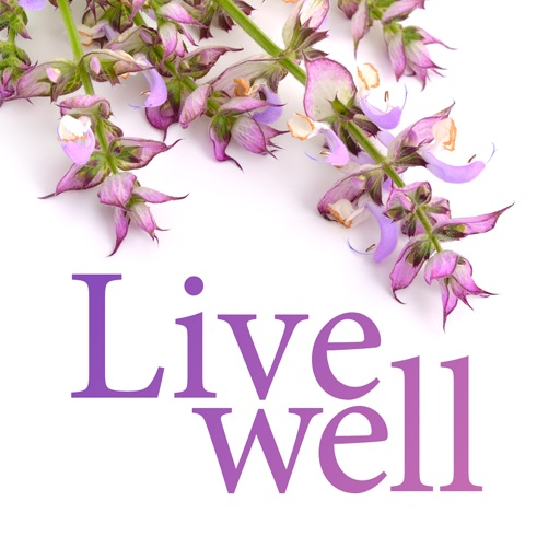 Live Well with Young Living app for iphone