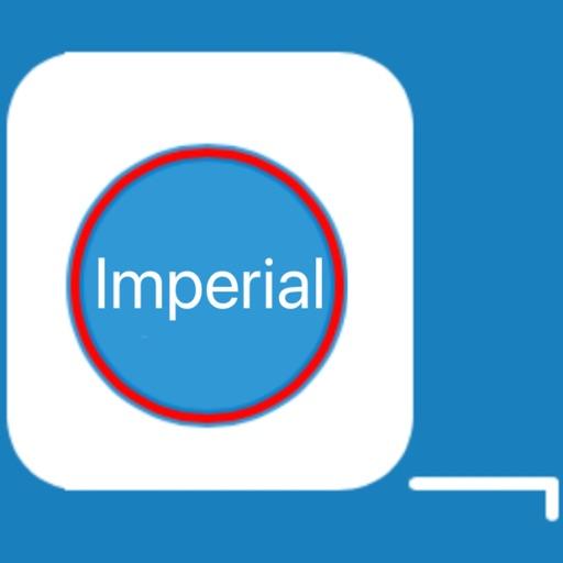 Slider Imperial Calculator