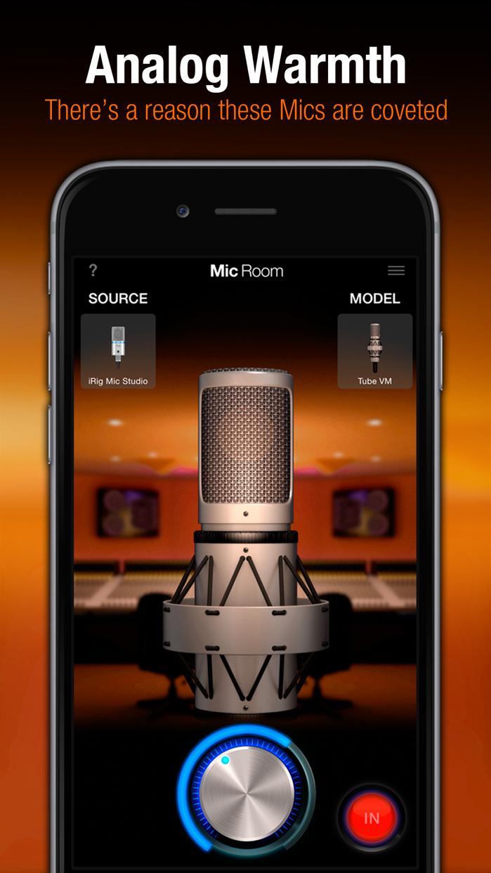 Mic Room LE Screenshot