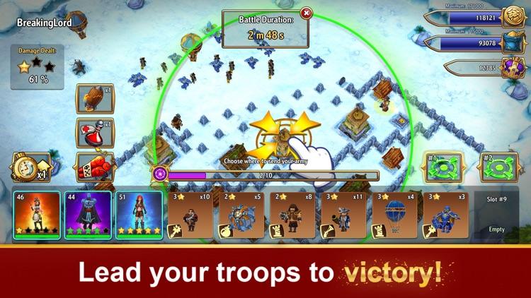 Breakinglands Heroes screenshot-4