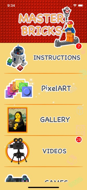 Master bricks build new toys on the app store master bricks build new toys on the app store malvernweather Images