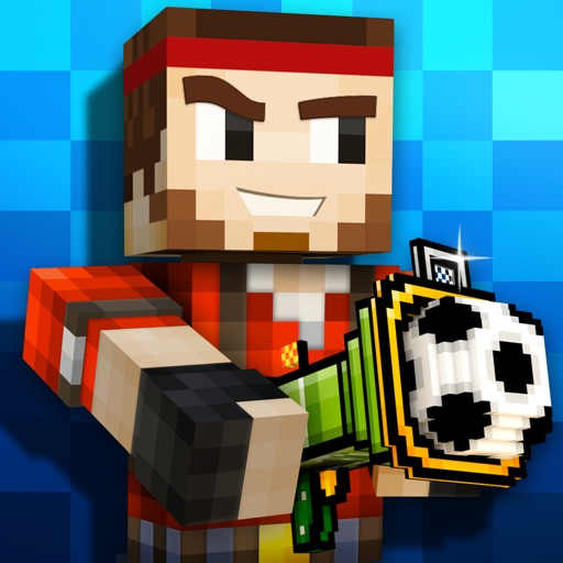 Pixel Gun 3D: Battle Royale IPA Cracked for iOS Free Download