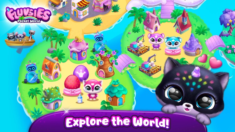 Fluvsies Pocket World screenshot-3