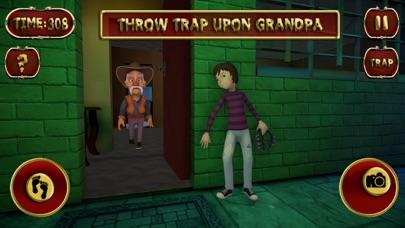 Creepy Grandpa's House screenshot one