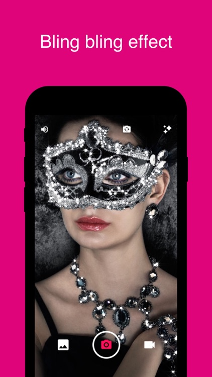Bling - Sparkle Effects Camera