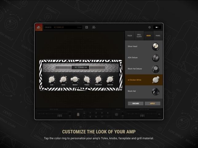 BIAS AMP 2 Screenshot
