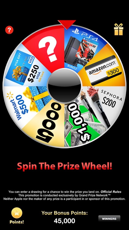 Prize Wheel® screenshot-2