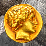 Gold & Treasures - Trophies