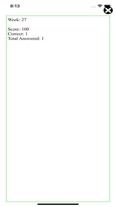 PICU QA screenshot three