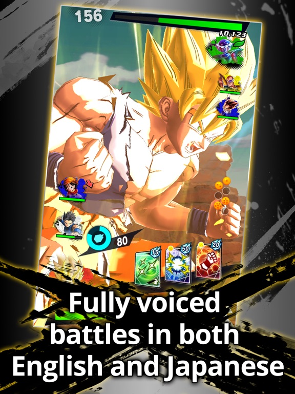DRAGON BALL LEGENDS-ipad-2