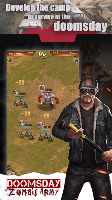 Screenshot from Doomsday:Zombie Army