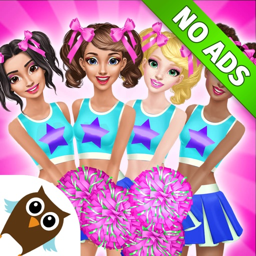 Hannah's Cheerleaders No Ads