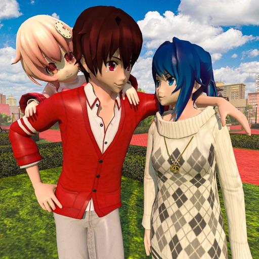 Anime Father Simulator 3D