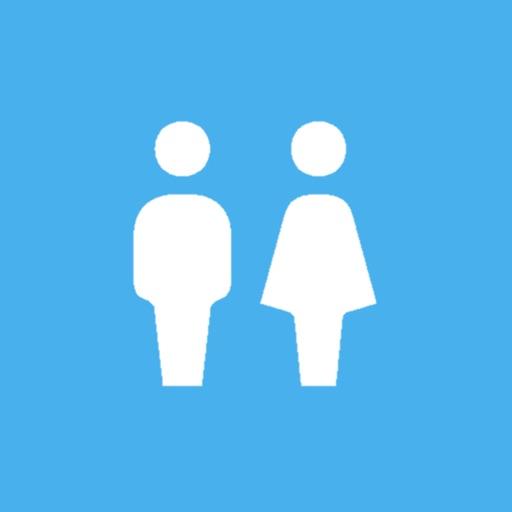 Toilette in Venice