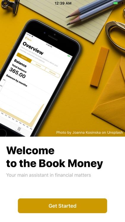 Accounting of finances - BM