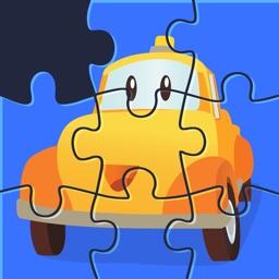 Car City - Preschool Puzzles
