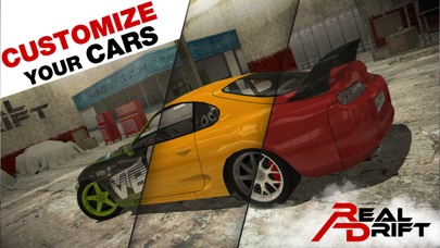 Screenshot #8 for Real Drift Car Racing