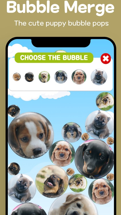 Bubble Merge-Custom & Share screenshot-8
