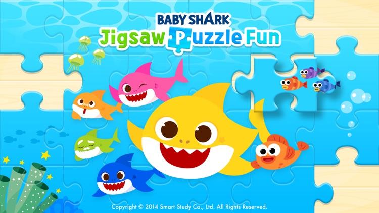 Baby Shark Jigsaw Puzzle Fun screenshot-0