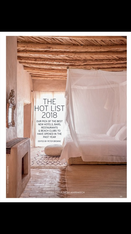 Condé Nast Traveller Magazine screenshot-3