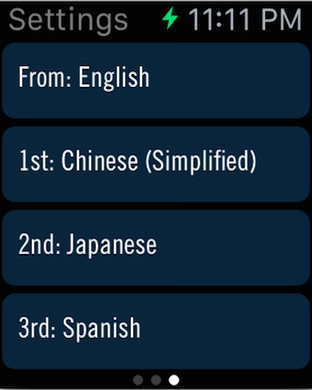 Screenshot #12 for Multi Translate Voice