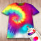 App Icon for Tie Dye App in United States IOS App Store