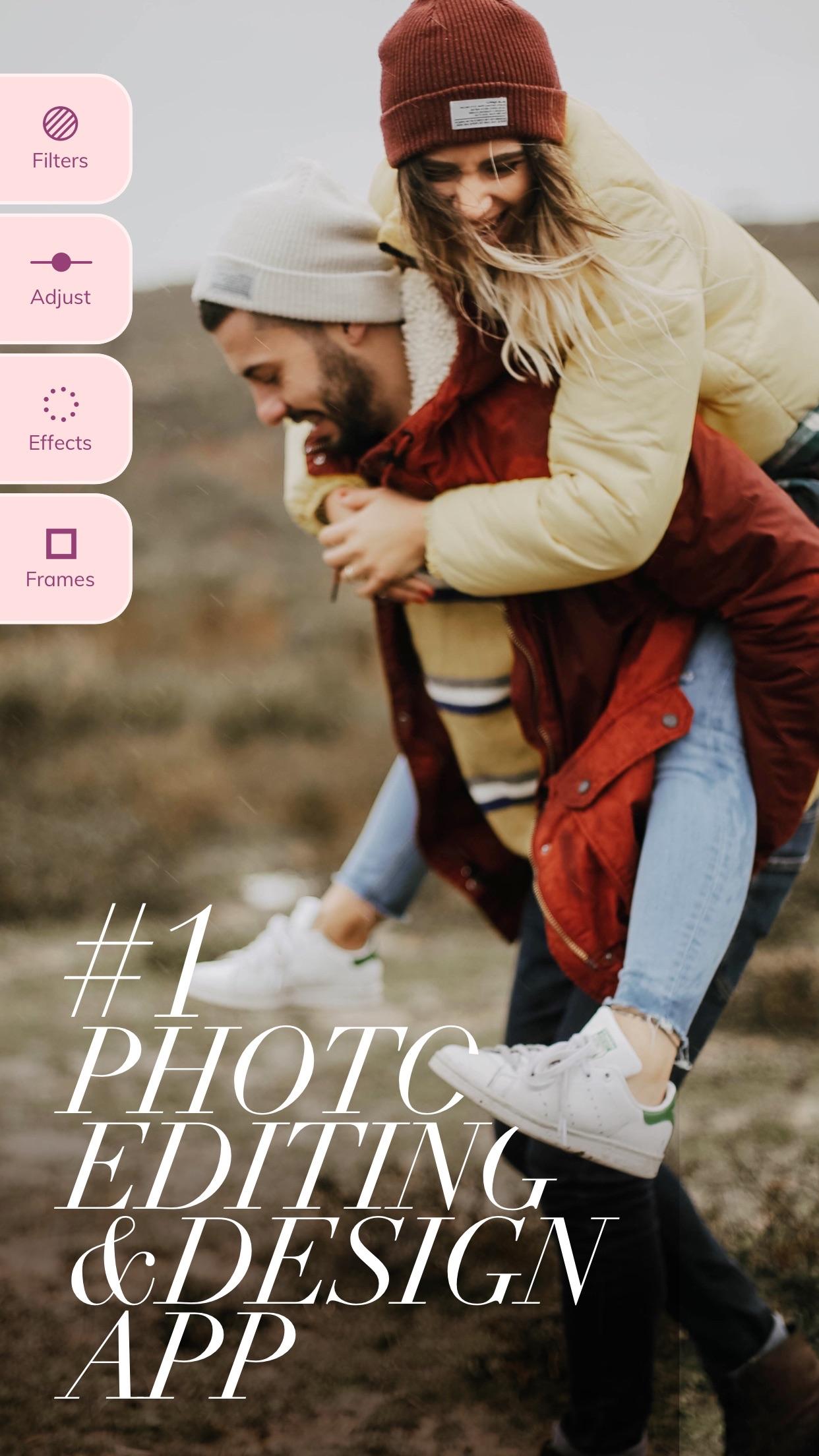 Screenshot do app Typic - Text on Photos