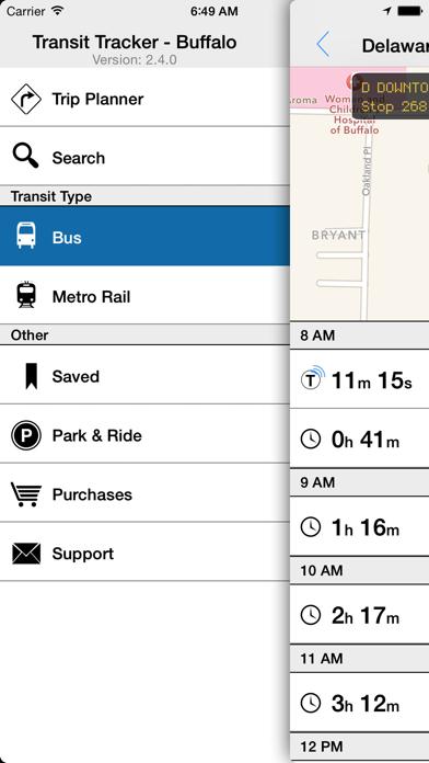 Transit Tracker - Buffalo-1