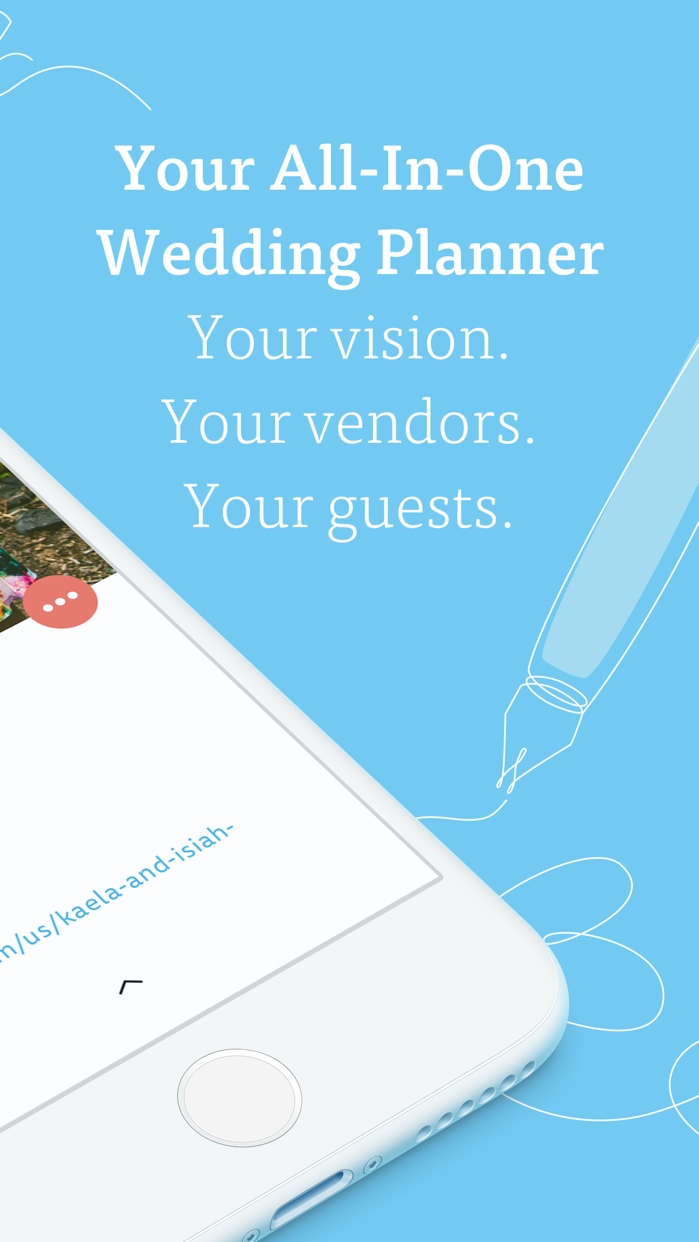 Wedding Planner by The Knot Screenshot