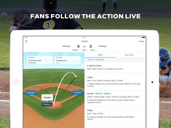 GameChanger Baseball Softball Скриншоты11