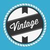 Vintage Logo Creator ロゴメーカー - iPhoneアプリ