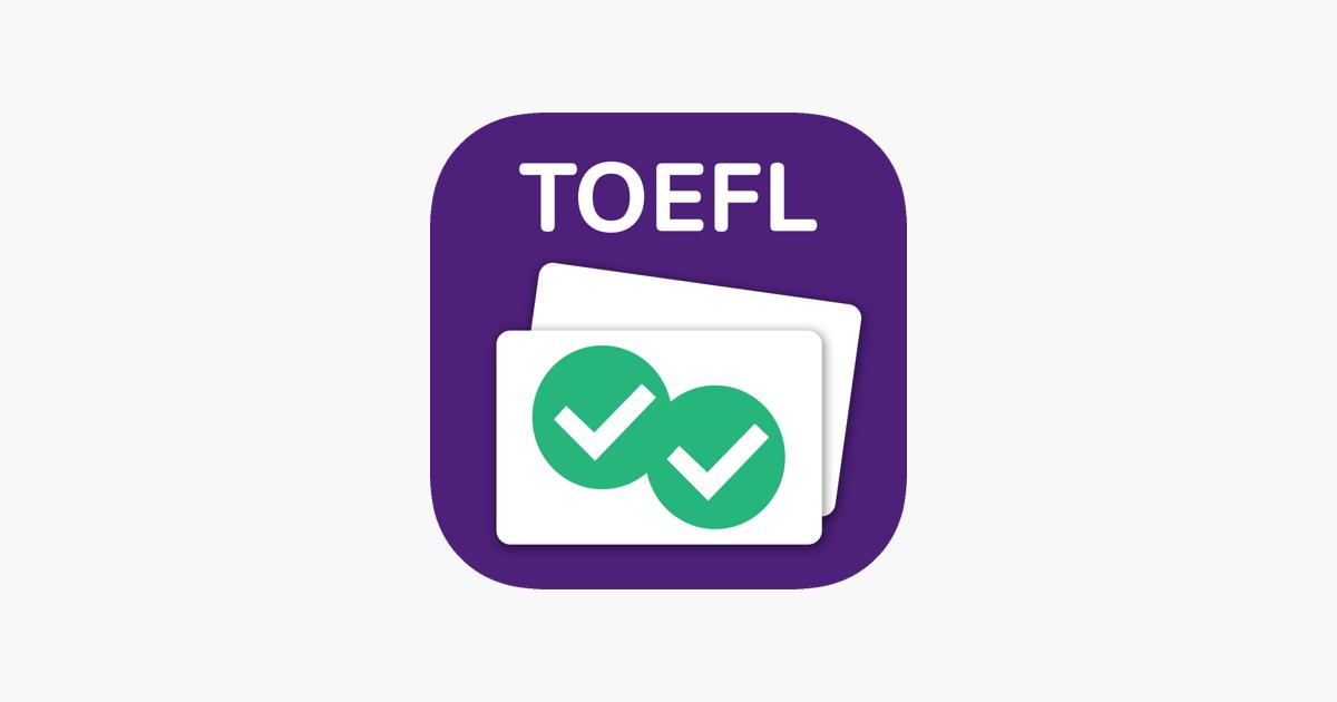 Flashcards - TOEFL Vocabulary on the App Store