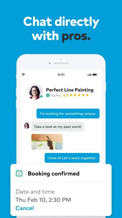 Thumbtack: Hire Service Pros screenshot-4