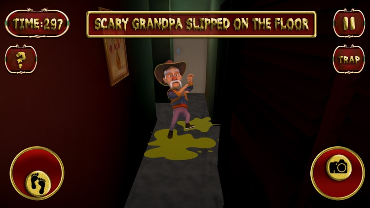 Creepy Grandpa's House screenshot-4