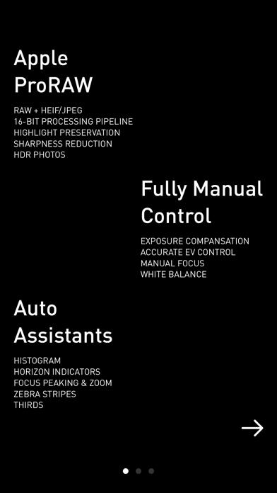 Descargar NOMO RAW - The ProRAW Camera para Android